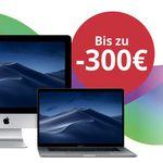 MacTrade Super Spar Woche mit Staffelrabatt bis 300€ + 8% EDU Rabatt + 0% Finanzierung