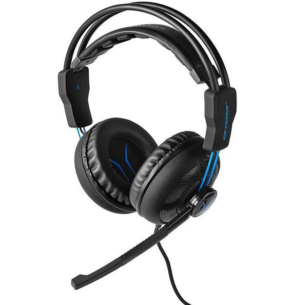 ERAZER P83962 Gaming Over Ear Headset für 29,95€ (statt 46€)