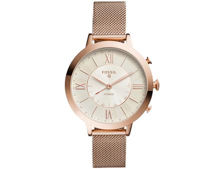 FOSSIL FTW 5018 Jacqeline Smartwatch für 109€ (statt 132€)
