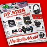 Media Markt FitNessen Aktion: günstiges aus Fitness, Food, Lifestyle & Co