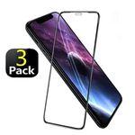3er Pack CHARLLEAN Panzerglas für iPhone 11 Pro Max oder XS Max für 7,20€ (statt 15€)