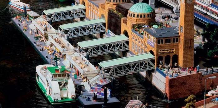 Miniatur Wunderland Hamburg inkl. Übernachtung im Premium Hotel ab 55€ p.P.