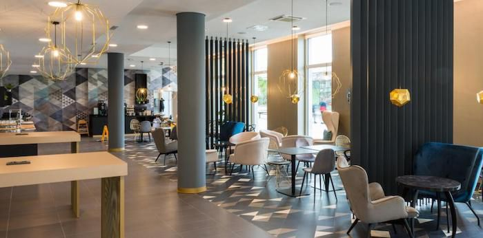 ÜN im neueröffneten the niu Ridge Hotel in Halle an der Saale inkl. Frühstück ab nur 29€p.P.
