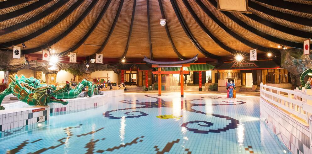 2 ÜN im 4* De Bonte Wever Hotel (Holland) inkl. All Inclusive + Getränke Flat (auch Alkohol!) ab 139€ p.P.