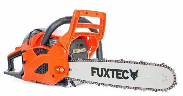 FUXTEC FX KS155 Benzin Kettensäge 46 cm für 99,95€ (statt 119€)