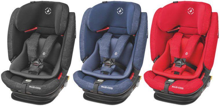 MAXI COSI Kindersitz Titan Pro in 3 Farben für je 239,99€ (statt 290€)