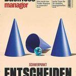 Jahresabo Harvard Business manager für 169€ + 150€ Gutschein