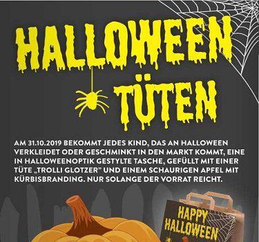 Kostenlos: Halloween Tüten für Kinder von Hieber