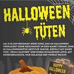 Kostenlos: Halloween-Tüten für Kinder von Hieber