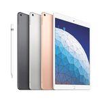 Apple iPad Air 2019 in 10,5″ in allen Farben mit 256GB, WiFi + 4G für 679,14€ (statt 749€)