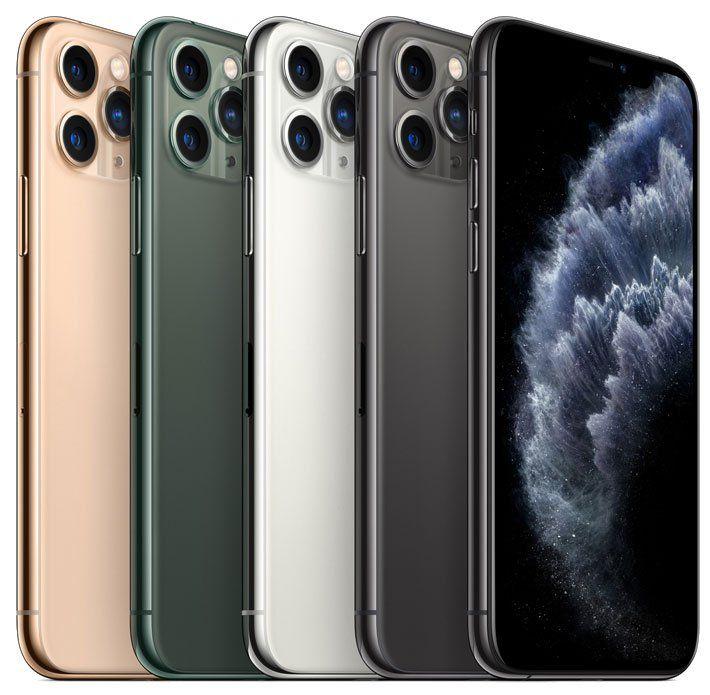 iPhone 11 Pro 64GB für 4,95€ + o2 Allnet Flat mit unendlich LTE Datenvolumen für 59,99€mtl.