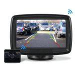 AUTO-VOX TD2 Funkrückfahrkamera inkl. 4,3 Zoll Display für 76,99€ (statt 110€)