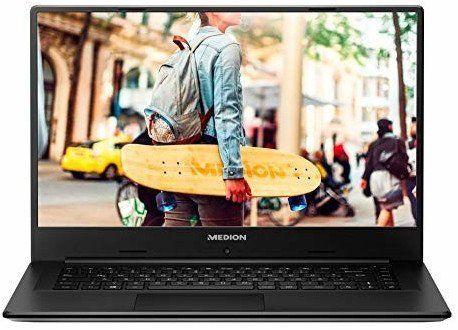 MEDION AKOYA E6245 (MD 61279) Notebook mit 15.6, Pentium, 8GB RAM, 256GB SSD für 272,09€ (statt 354€)