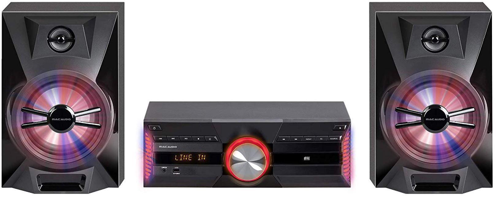 Mac Audio MPS 701 mini  DAB+ Kompaktanlage für 119,90€ (statt 129€)