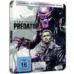Predator (Limited Steelbook) als 4K UltraHD Blu-ray für 19€ (statt 24€)