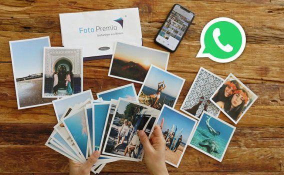 Foto Premio: 50 Fotoabzüge kostenlos absahnen