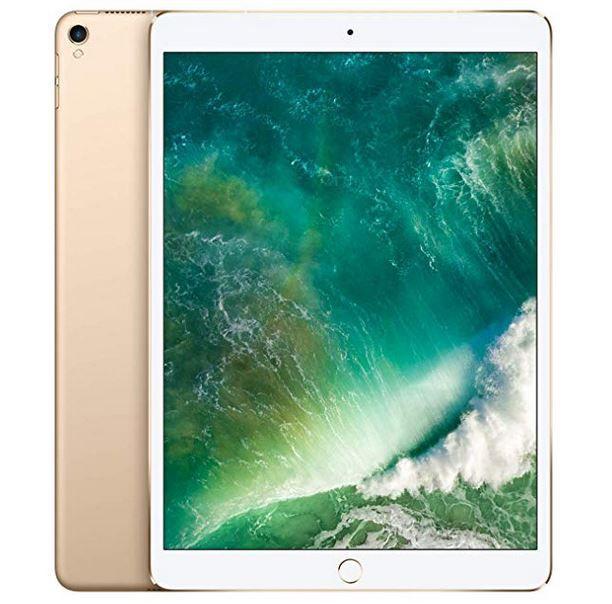 Abgelaufen! Apple iPad Pro 12,9 2017 WiFi + LTE mit 64GB in Gold für 597,82€€
