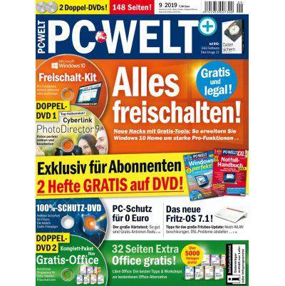 Halbjahres Abo Monate PC WELT plus für 46,20€   Prämie: 45€ Bestchoice