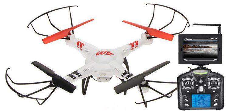 Wltoys V686G FPV Quadcopter für 58,72€   aus DE
