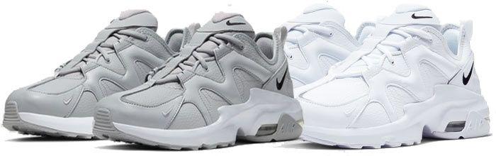 Nike Air Max Graviton Leather in Weiß oder Grau für je 59,99€ (statt 86€)