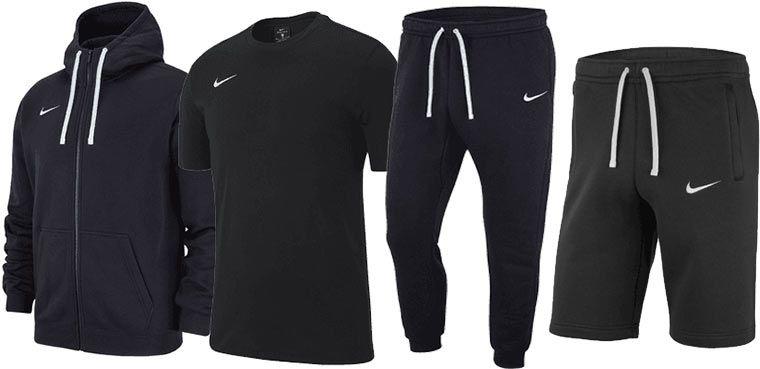Nike Freizeitset Team Club 19 (4 teilig) für 79,95€ (statt 94€)