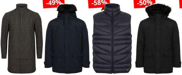 SportSpar Jacken Sale ab 6,66€ je Jacke + 5€ Gutschein ab 60€