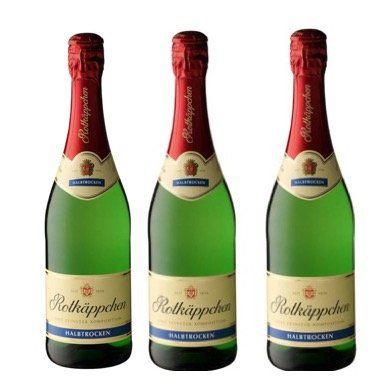 REWE: Flasche Rotkäppchen Sekt in allen Sorten für nur 2,39€