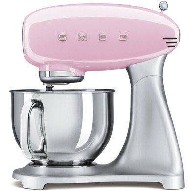 Smeg SMF01PKEU 50s Retro Style Multifunktions Küchenmaschine in Cadillac Pink für 269,10€ (statt 348€)