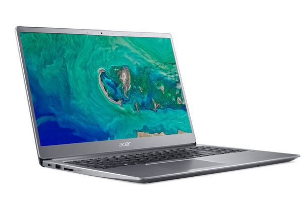 Acer Swift 3 Ultra Thin 15,6 FullHD IPS Notebook mit i5 8GB RAM für 536,99€ (statt 665€)