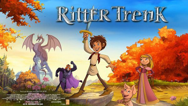 ZDF Mediathek: Ritter Trenk  Der Film gratis anschauen (IMDb 7,2/10)