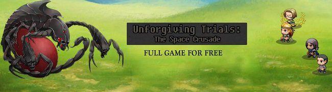 IndieGala: Unforgiving Trials: The Space Crusade gratis (statt ca. 0,49€)