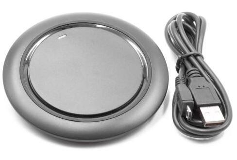 Universal QI wireless Ladegeräte 3 Modelle ab 3,99€