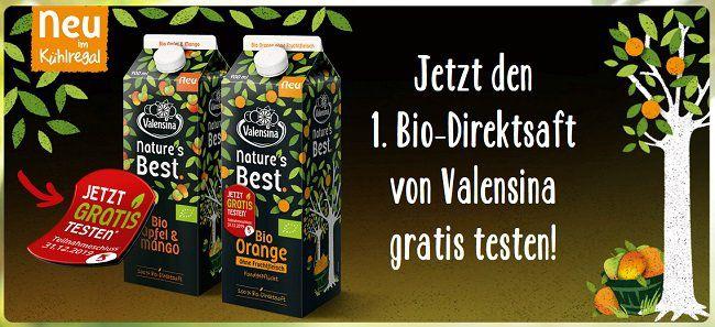 Valensina Nature's Best kostenlos testen