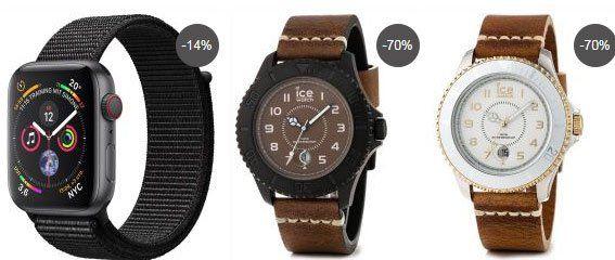 Uhren bei TOP12, z.B. Apple Watch Series 4 GPS + Cellular für 479,12€ (statt 519€)