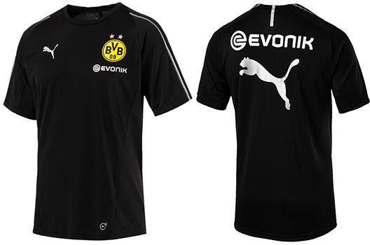 Puma Borussia Dortmund Herren Trainingsjersey 18/19 für 14,99€ (statt 21€)   (S bis XL)