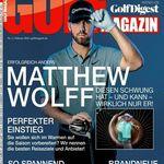 12 Ausgaben vom GOLFmagazin für 90€ inkl. 85€ Amazon Gutschein