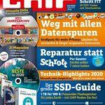 Chip Plus im Jahres Abo mit 12 Ausgaben für 95,40€ + Pämie: 75€ Amazon Gutschein