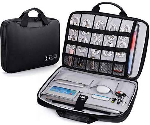 Vemingo Laptoptasche (bis 15 Zoll) mit viel Stauraum für 17,39€ (statt 29€)