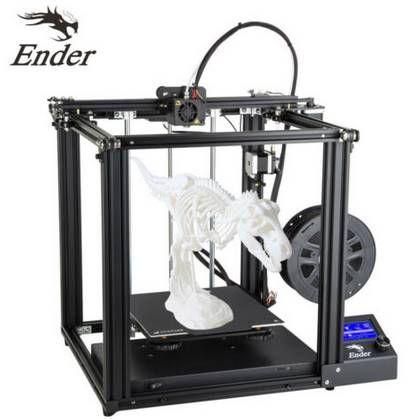 Creality Ender 5 3D Drucker mit Resume Printing Funktion für 182,49€ (statt 264€)   aus DE