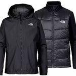 The North Face Arashi II Herren Doppel-Jacke für 128,93€ (statt 202€)