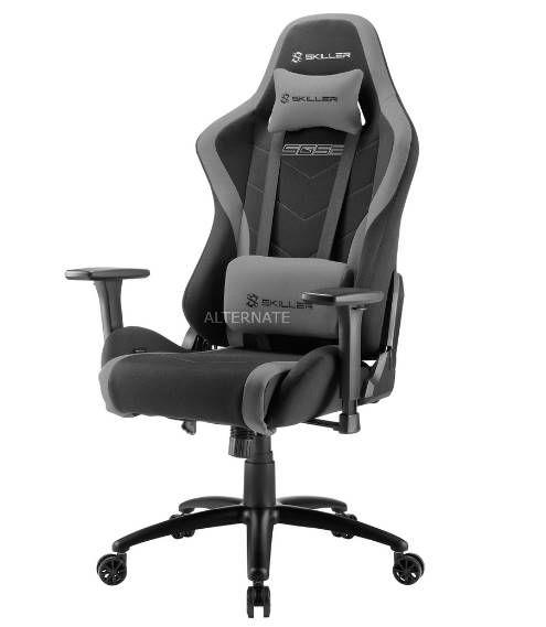 Sharkoon SKILLER SGS2 Gaming Stuhl für 129,90€ (statt 175€)
