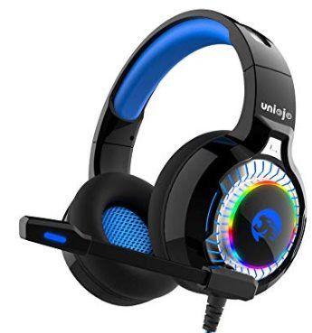 UNIOJO Headset mit Noise Canceling für 12€   Prime