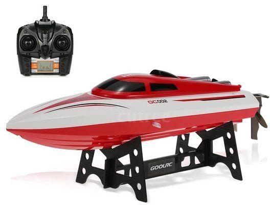 GoolRC GC002   RC Boot mit bis zu 20 km/h für 28,99€   aus DE