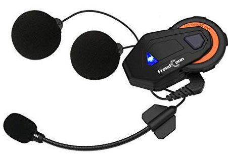 FreedConn T Max Intercom Headset mit Sprachsteuerung für 38,99€