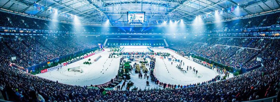 JOKA Biathlon WTC auf Schalke inkl. ÜN mit Frühstück ab 89€ p.P.