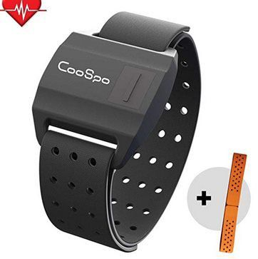 CooSpo Herzfrequenzmesser mit Bluetooth & ANT+ für 23,98€ (statt 48€)