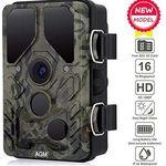 AGM 1080p Wildkamera mit 20m Nachtsicht für 39,99€ (statt 70€)