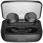 UNIOJO T3 Bluetooth 5.0 TWS InEar Kopfhörer mit 3.000mAh Ladebox für 22,49€ (statt 45€)