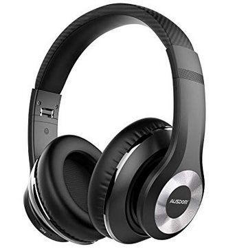 Ausdom ANC10 BT 5.0 OverEar Kopfhörer mit Active Noise Canceling in 3 Farben ab 25,67€