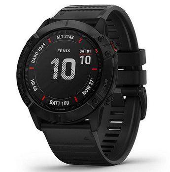 Garmin Fenix 6X Pro Sportuhr mit GPS & Herzfrequenzmessung für 534,65€ (statt 600€)